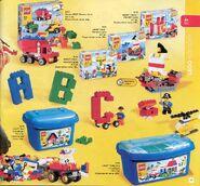 Katalog výrobků LEGO® za rok 2009 (první pololetí) - Strana 17