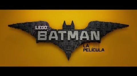 LEGO BATMAN LA PELÍCULA - Trailer 1 - Oficial Warner Bros. Pictures