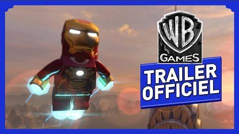 LEGO Marvel's Avengers - Trailer Officiel - Monde Ouvert