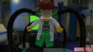 LEGO Marvel Super Heroes Docteur Octopus 1