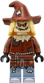Lego scarecrow
