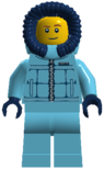 Mike (Snow Clothes)