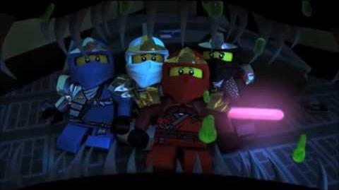 Ninjago Video Song A-W-E-S-O-M-E