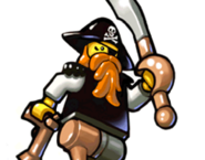 Pirate Character 1