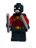 Red Robin Minifig