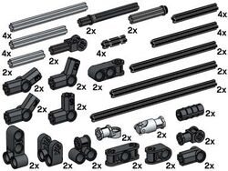 10074-Cross Axles