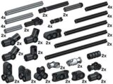 10074 Cross Axles