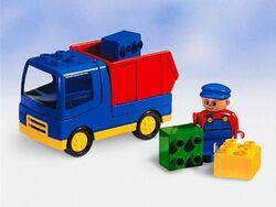 2606-Dump Truck