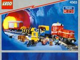 Load and Haul Railroad 4563