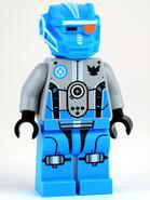 70703 Blauer Robot