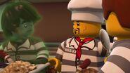 Cuisinier-Derrière les barreaux