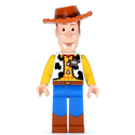 Woody Minifigurine
