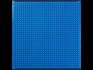 10714 La plaque de base bleue 3