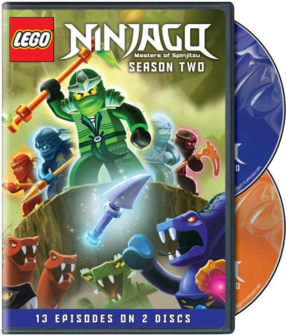 5002195 LEGO Ninjago: Masters of Spinjitzu Season Two ...