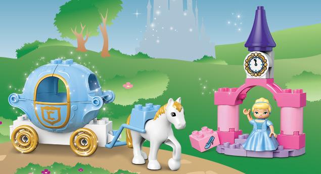 6153 le carrosse de cendrillon wiki lego fandom powered by wikia - Carrosse de princesse ...