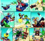 6241 Loot Island comic