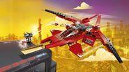 70721 Kai Fighter Poster