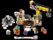 76037 L'équipe de super vilains de Rhino et de l'Homme-sable