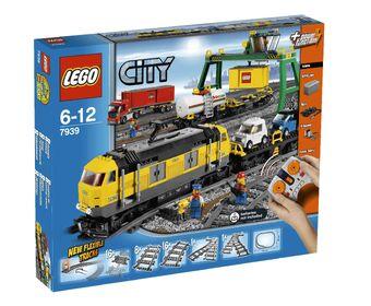 6x Lego ® Duplo ® Train Curved Tracks//Rails Grey