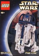8009-2 Technic R2-D2