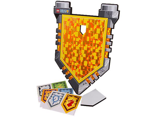 853507 Le bouclier renforcé des chevaliers | Wiki LEGO