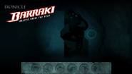 Barraki Teaser Game