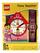 5001371 LEGO Time Teacher Girl Minifigure Watch & Clock