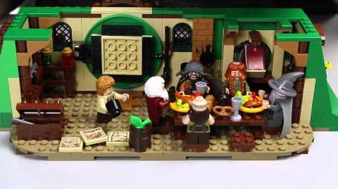 LEGO The Hobbit - An Unexpected Gathering 79003