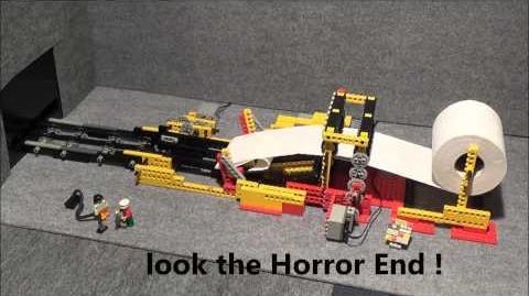 LEGO Toiletten Papier Spender ... üfchen