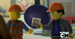 Ninjago Construction Workers
