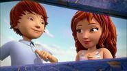 Olivia et Jacob 1-Le concours de chars