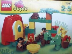 2602-Dinosaurs Family Home