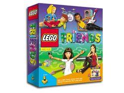 5707 LEGO Friends PC CD-ROM