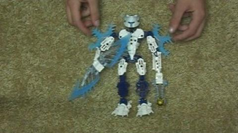 Bionicle Review Glatorian Legends Gelu