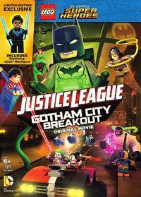 LegoDCJL Gotham City Breakout