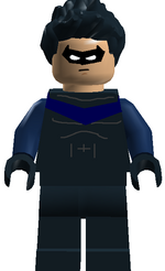 Nightwing (in game)