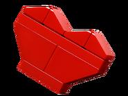 40201 Chien cupidon de Saint-Valentin 3