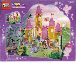 5808-The Enchanted Palace
