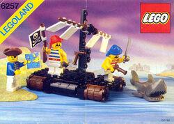 6257 Castaway's Raft