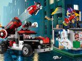 70921 L'attaque boulet de canon d'Harley Quinn