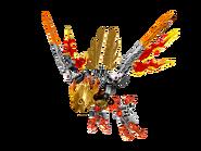 71303 Ikir - Créature du Feu 2