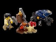 7305 L'attaque du scarabée