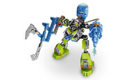 8189 Le robot Magma 3