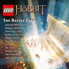 The Battle DLC Pack