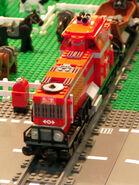 Lego train 5