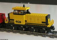 Locomotora 4564