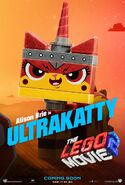 The LEGO Movie 2 Poster Ultrakatty