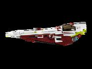 10215 Obi-Wan's Jedi Starfighter 6