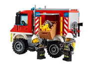 60111 Le camion d'intervention des pompiers 3