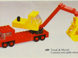 689 Truck & Shovel